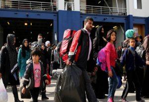 Αχαΐα: Μετανάστες αρνήθηκαν να μείνουν σε μοναστήρι