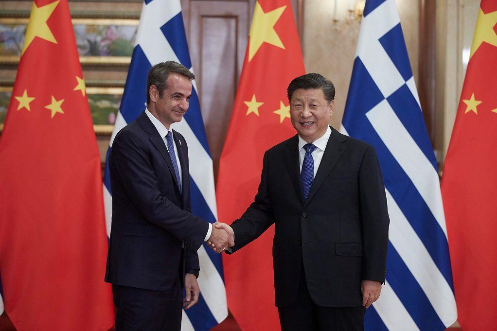 Στην Αθήνα αύριο το απόγευμα ο Πρόεδρος της Κίνας