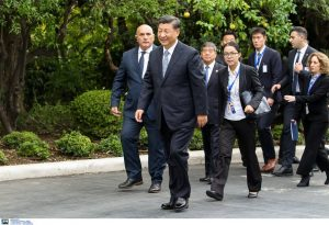 Αλλαγές στην κυκλοφορία λόγω Κινέζου Προέδρου