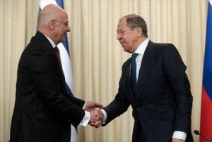Ν. Δένδιας: Επανεκκίνηση στις ελληνορωσικές σχέσεις