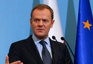 O Ντόναλντ Τουσκ νέος πρόεδρος του ΕΛΚ
