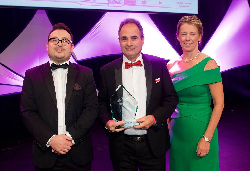 ΟΤΕGLOBE: Διεθνές βραβείο στις τηλεπικοινωνίες