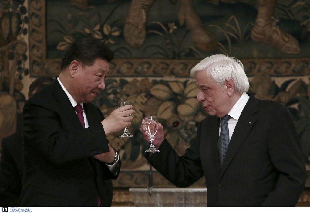 Πρ. Παυλόπουλος: Νέα πορεία συμπόρευσης Ελλάδας – Κίνας