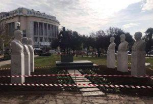 Θεσσαλονίκη: Σήμερα τα αποκαλυπτήρια των προτομών
