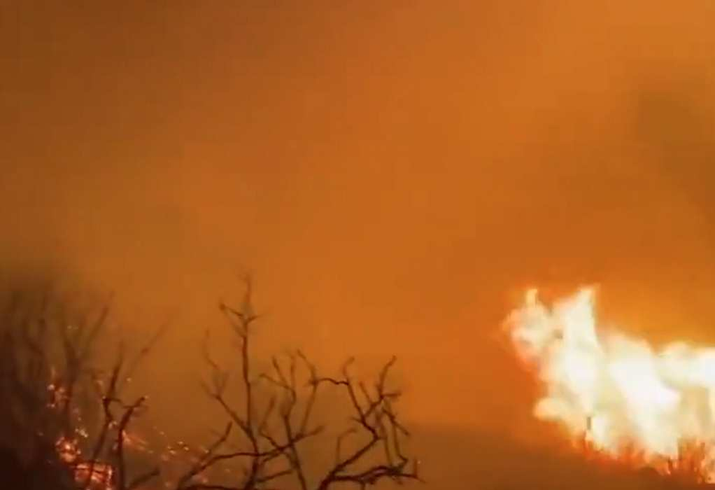 Μασσαλία: Εκκενώνονται κάμπινγκ λόγω πυρκαγιάς