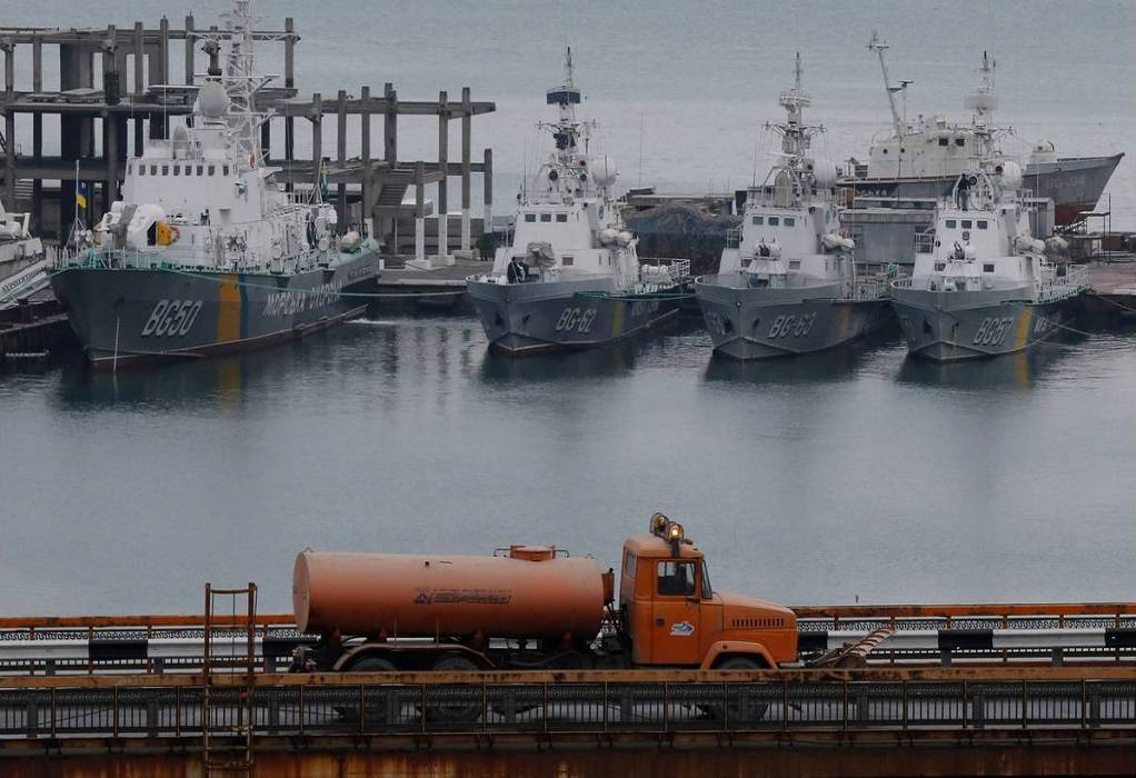 Ρωσία: Αύριο τα πολεμικά πλοία στην Ουκρανία