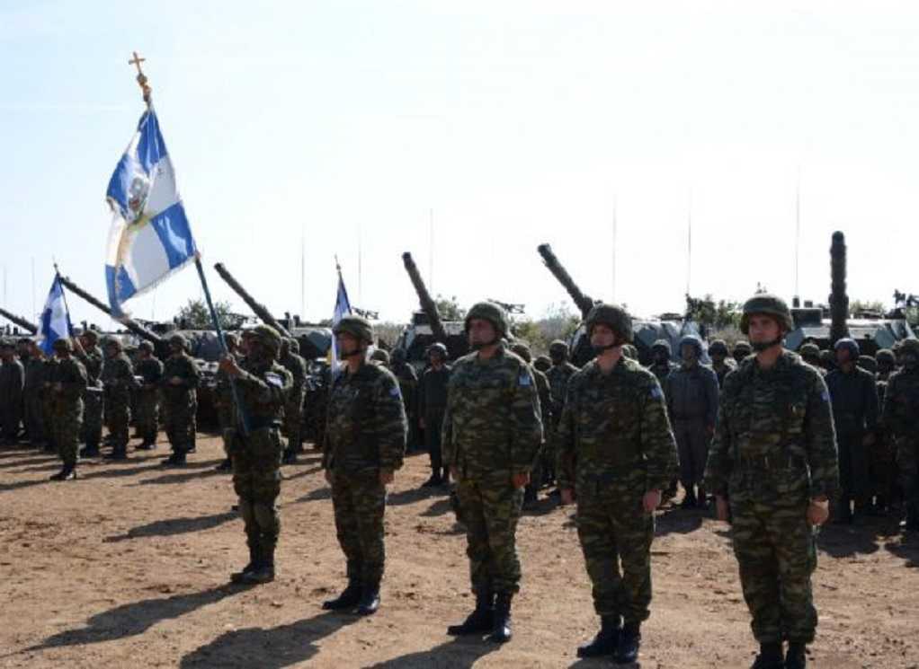 Ανοικτά 31 στρατόπεδα για την Ημέρα των Ενόπλων Δυνάμεων