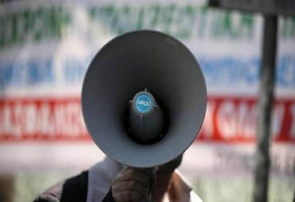Διαμαρτυρία για το ασφαλιστικό-Ακινητοποιημένα όλα τα Μέσα Μεταφοράς