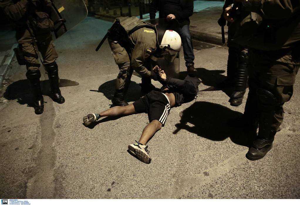 Εξάρχεια: Διώξεις για πλημμελήματα στους 28 συλληφθέντες