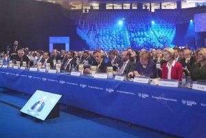 Σκέτο «Μακεδονία» στο συνέδριο του ΕΛΚ