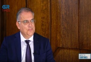 Π. Θεοδωρικάκος στο GrTimes: Το πρώτο εξάμηνο του 2020 το νομοσχέδιο για την ενίσχυση της τοπικής αυτοδιοίκησης (VIDEO)