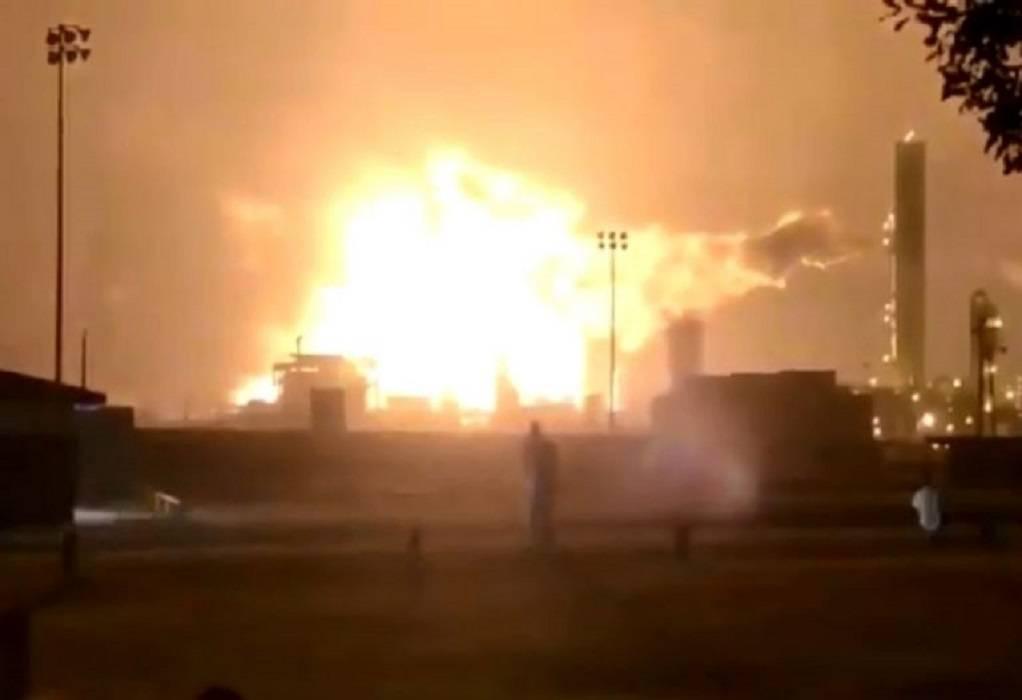 Τέξας: Έκρηξη σε χημικό εργοστάσιο