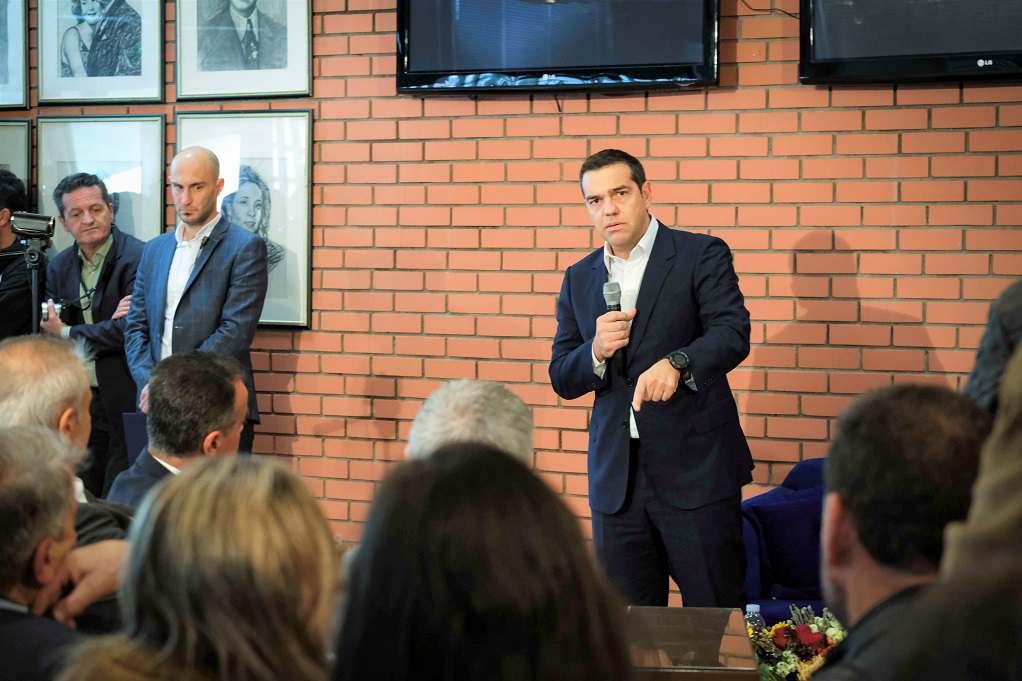 Α. Τσίπρας: Ζητάμε τη συμμετοχή των πολιτών