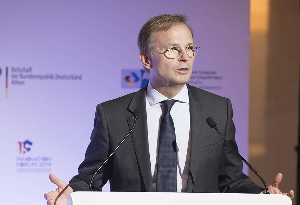Τσακίρης: Ειδικό ταμείο για τη «σπορά» της καινοτομίας