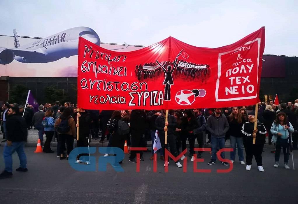 Θεσσαλονίκη: Ο Φάμελλος για το Πολυτεχνείο (VIDEO)