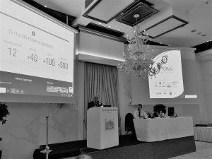 Συμμετοχή Λ. Κυρίζογλου σε συνέδριο για τη Δημόσια Διοίκηση