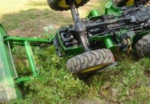 Τραγικός θάνατος για αγρότη – Καταπλακώθηκε από το τρακτέρ