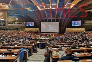 Παγκόσμιο Φόρουμ για τη Δημοκρατία - Στρασβούργο