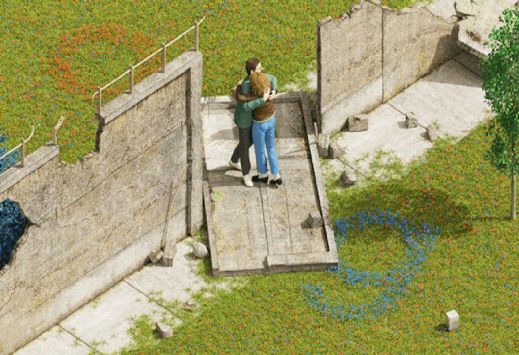 Η πτώση του Τείχους του Βερολίνου: Το doodle της Google για την ιστορική στιγμή