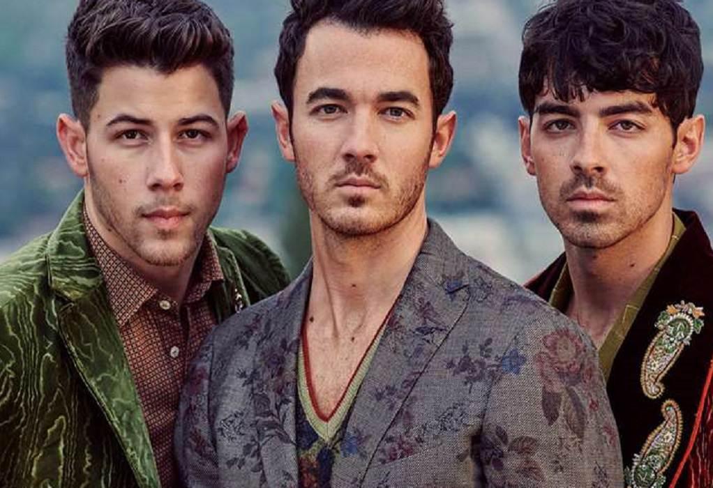 Jonas Brothers: Βραβείο Διεθνής Καλλιτέχνης της Χρονιάς