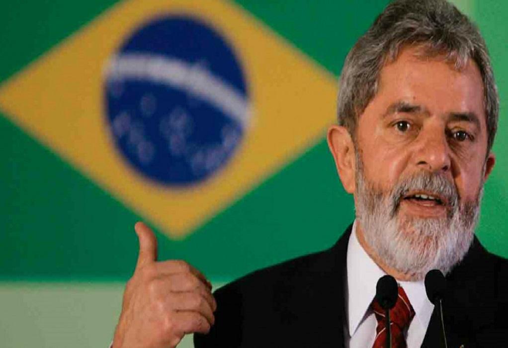 Αποφυλακίζεται ο πρώην πρόεδρος της Βραζιλίας, Λούλα