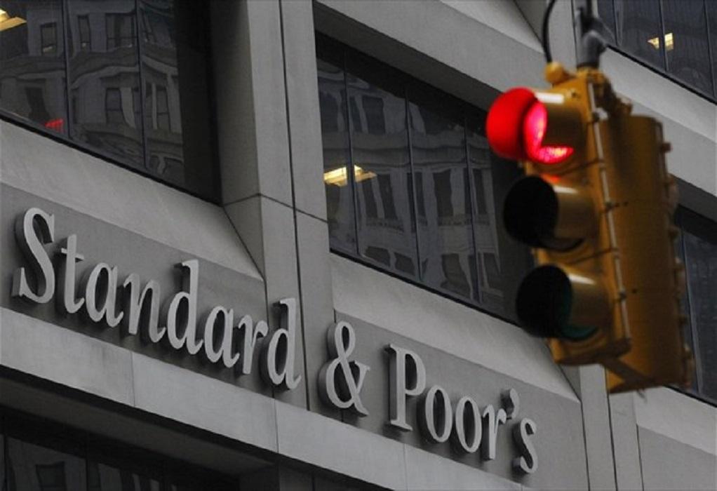 Οίκος S&P: Αναβάθμιση του αξιόχρεου ελληνικών τραπεζών