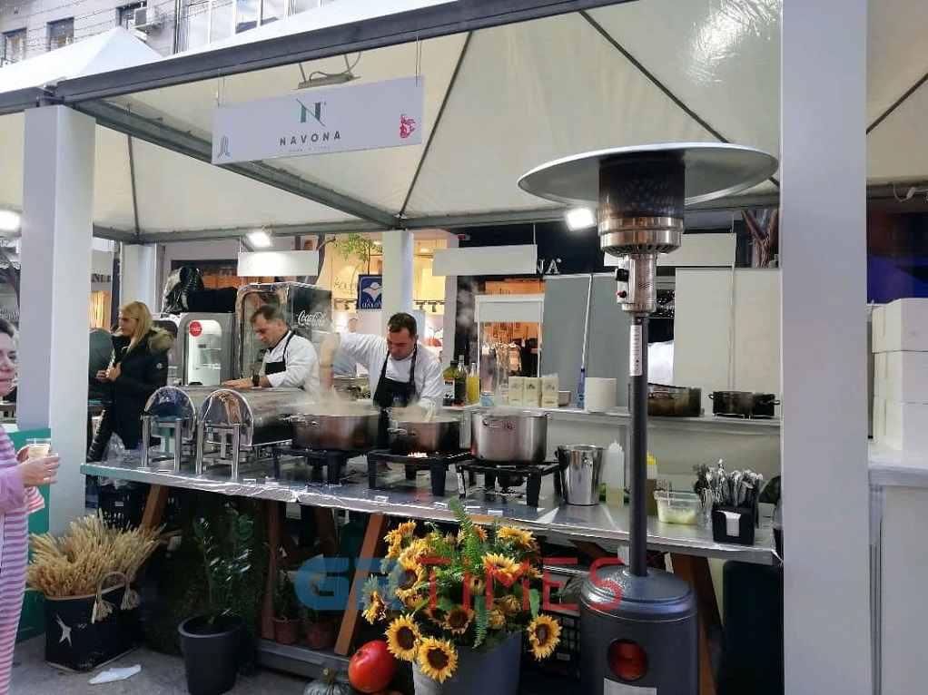 Street Food Italia: Γεύσεις & αρώματα Ιταλίας στη Θεσσαλονίκη (ΦΩΤΟ)