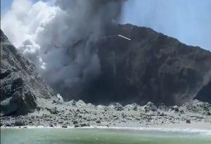 Νέα Ζηλανδία: Αγνοούμενοι μετά την έκρηξη του ηφαιστείου