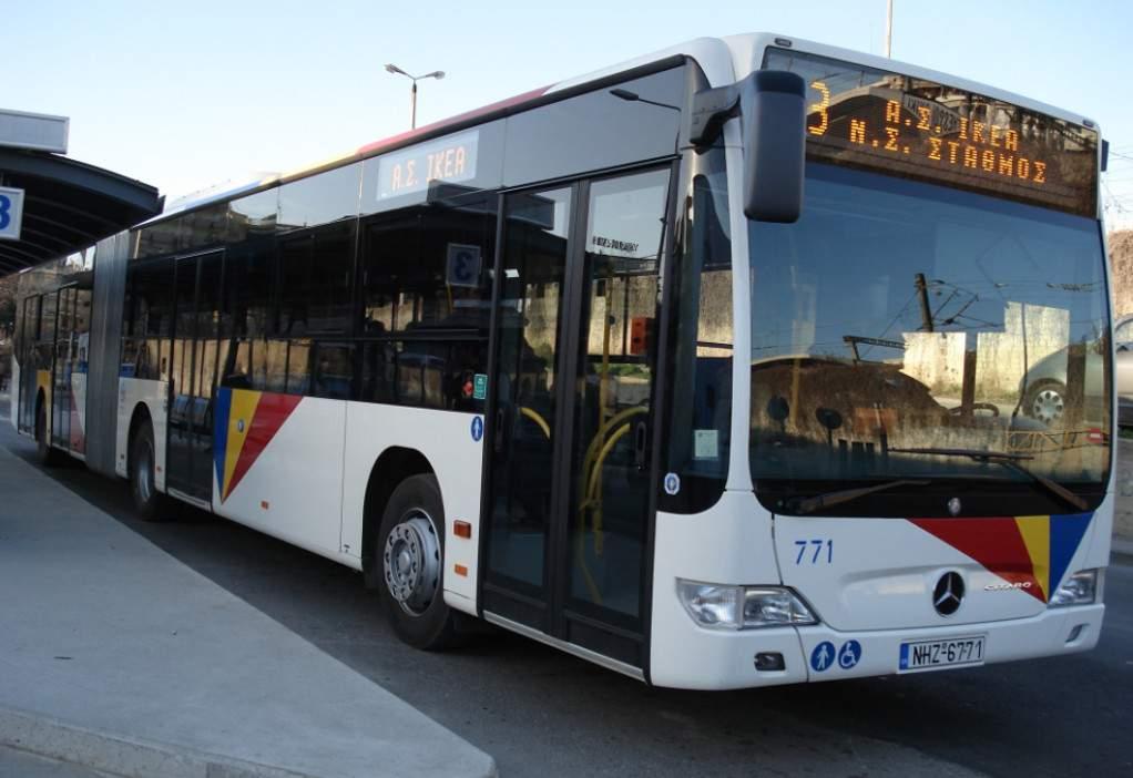 OAΣΘ: Φέρνει 100 λεωφορεία στο Α' τρίμηνο 2020