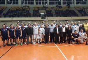 Ωραιόκαστρο: Αγώνας μπάσκετ για το κοινωνικό παντοπωλείο