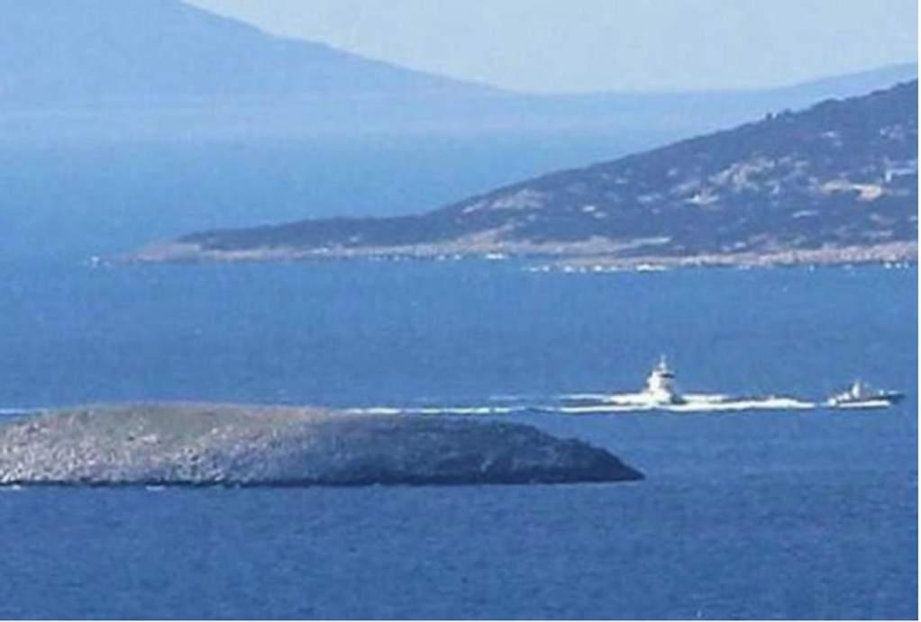Έλληνα ψαρά παρενόχλησε η τουρκική ακτοφυλακή