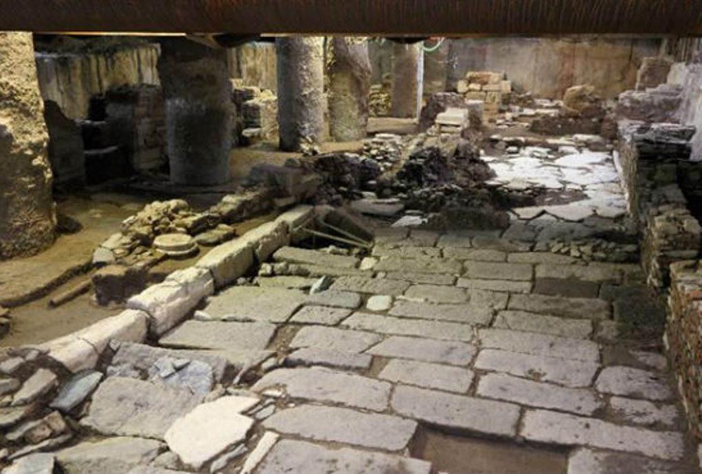 Αρχαία Βενιζέλου: Αύριο στο ΚΑΣ η μελέτη απόσπασης - GRTimes.gr