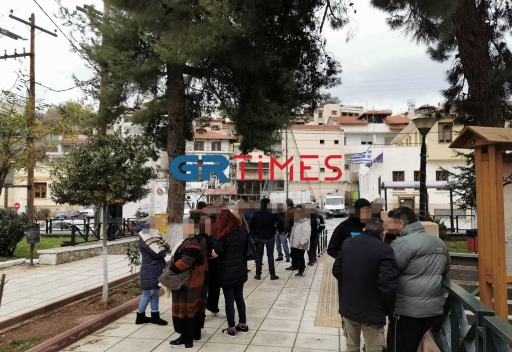 """Οι διαρρήκτες κάνουν """"πάρτι"""" στο Ασβεστοχώρι Θεσσαλονίκης (VIDEO)"""