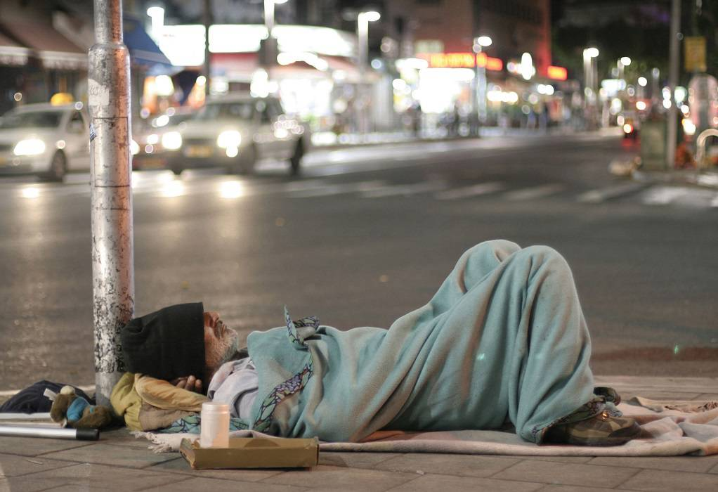 Δ. Αθηναίων: Μέτρα προστασίας για τους άστεγους ενόψει της κακοκαιρίας