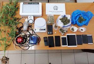 Μεσσηνία: Εξάρθρωση οργάνωσης ναρκωτικών