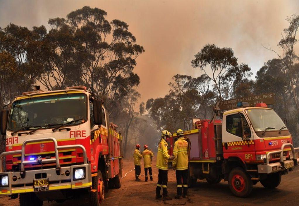 Αυστραλία: Οι βροχές που αναμένονται φέρνουν ελπίδα