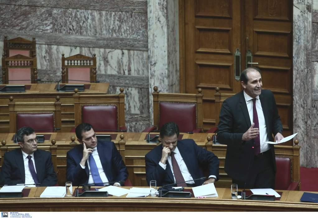 Κόντρα κυβέρνησης – ΣΥΡΙΖΑ στη Βουλή για τον ΕΝΦΙΑ