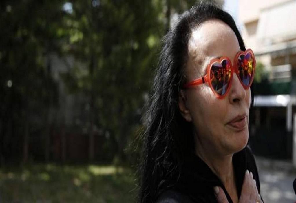 Βίκυ Σταμάτη: Ζητά 1.000.000 ευρώ από τον Πολάκη