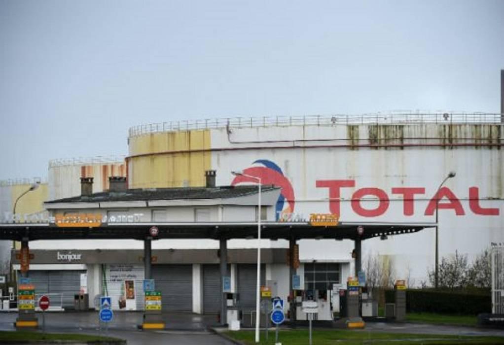 Γαλλία: Πυρκαγιά σε διυλιστήριο της Total