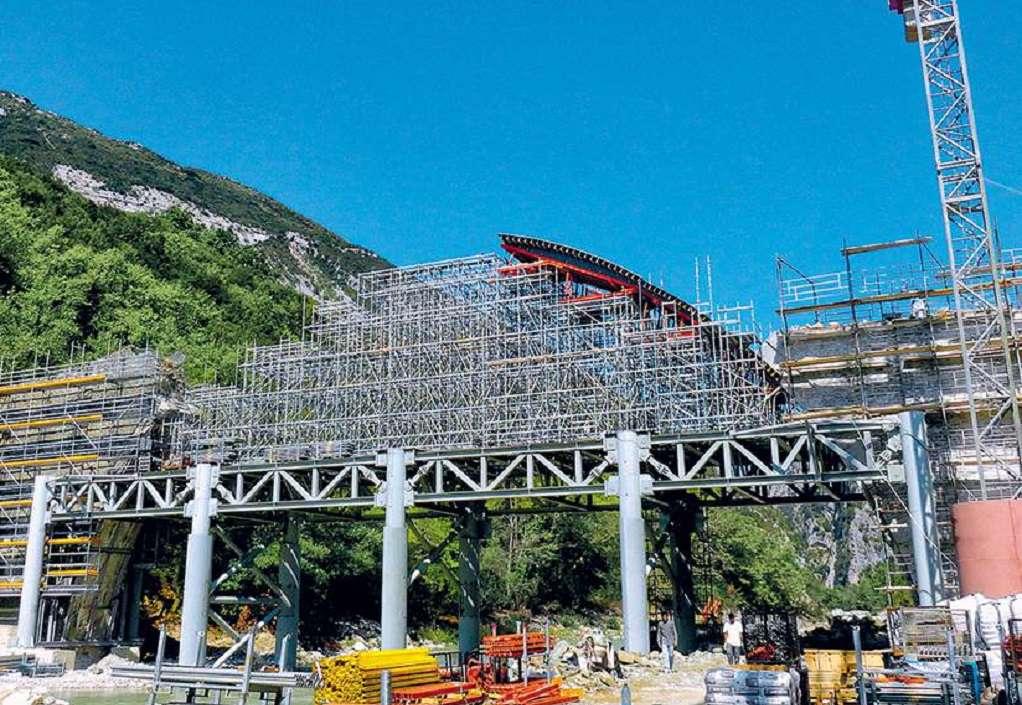 Ιωάννινα: Όρθιο ξανά το γεφύρι της Πλάκας στα Τζουμέρκα