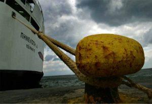 Μήδεια: Δεμένα τα πλοία σε Πειραιά, Ραφήνα και Λαύριο