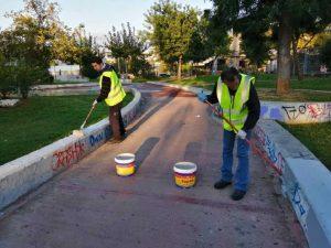 Δήμος Αθηναίων: Καθαριότητα δρόμων και πεζοδρομίων