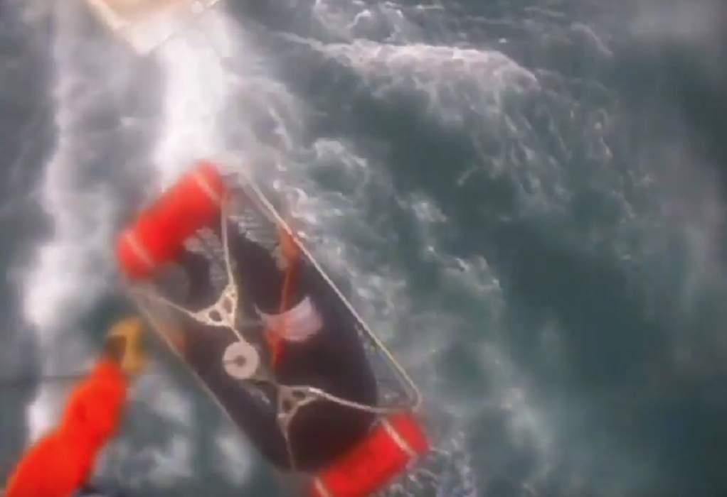 Γερμανικό σκάφος έσωσε 78 μετανάστες