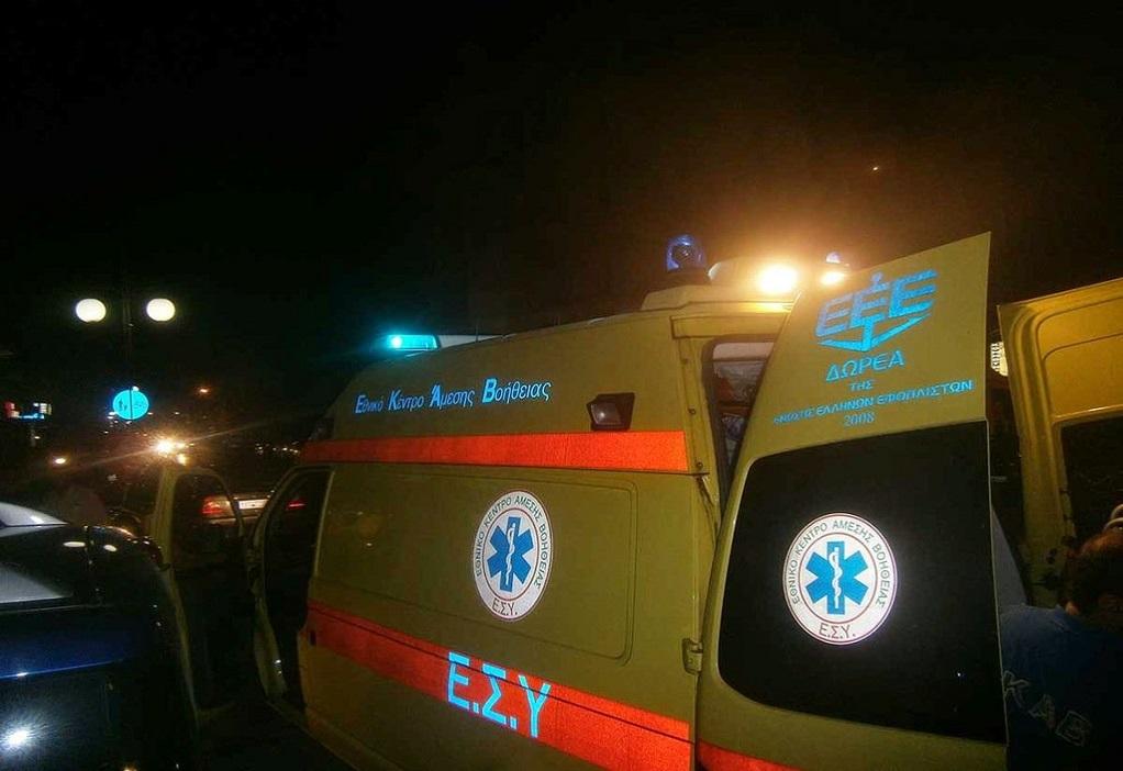 Οδηγός μηχανής παρέσυρε και εγκατέλειψε 18χρονη