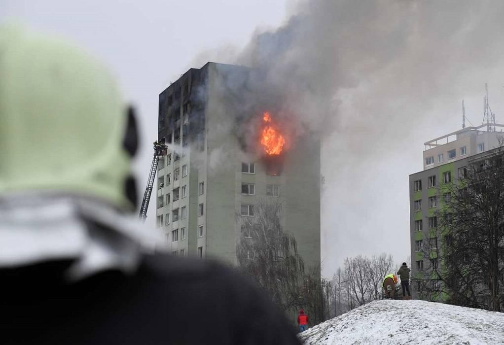 Σλοβακία: 5 νεκροί από έκρηξη