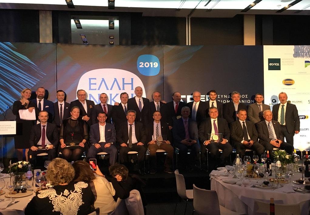 Ελληνική Αξία: Οι 20 εκλεκτοί της ελληνικής βιομηχανίας