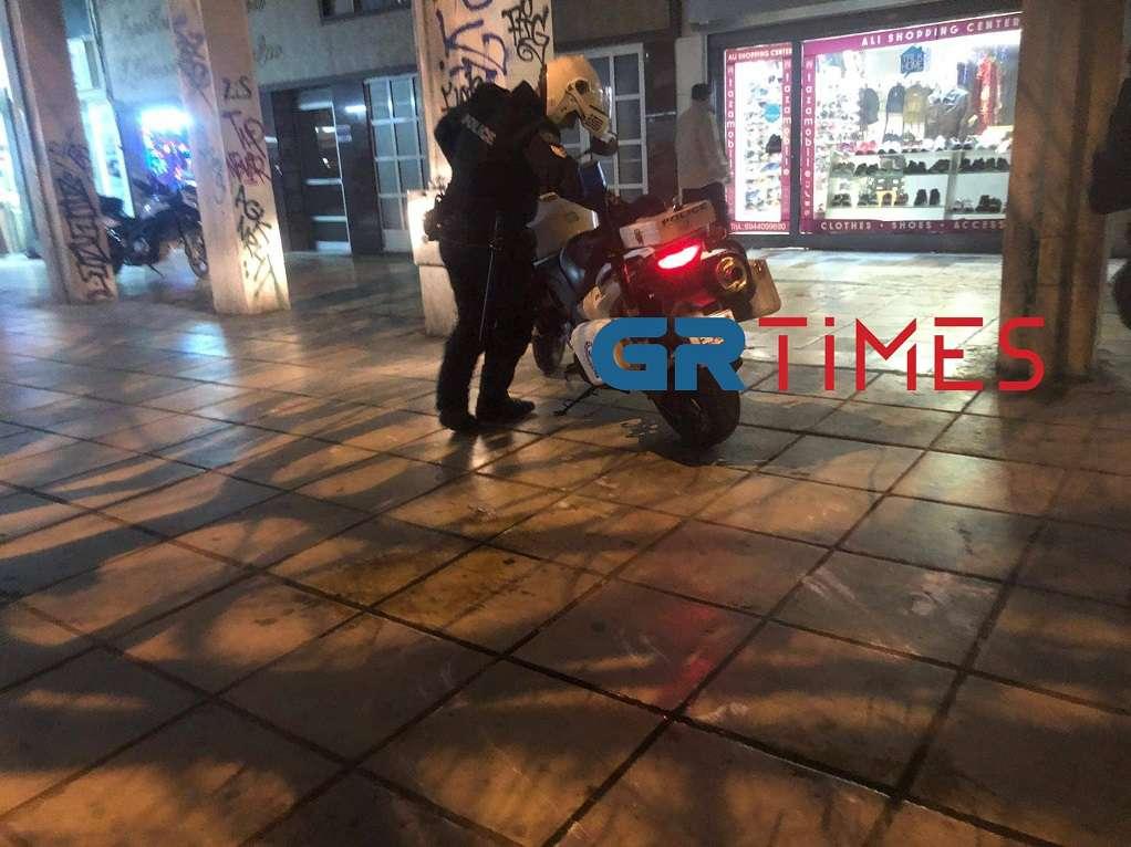 Θεσσαλονίκη: Προσαγωγές αλλοδαπών στην Μοναστηρίου