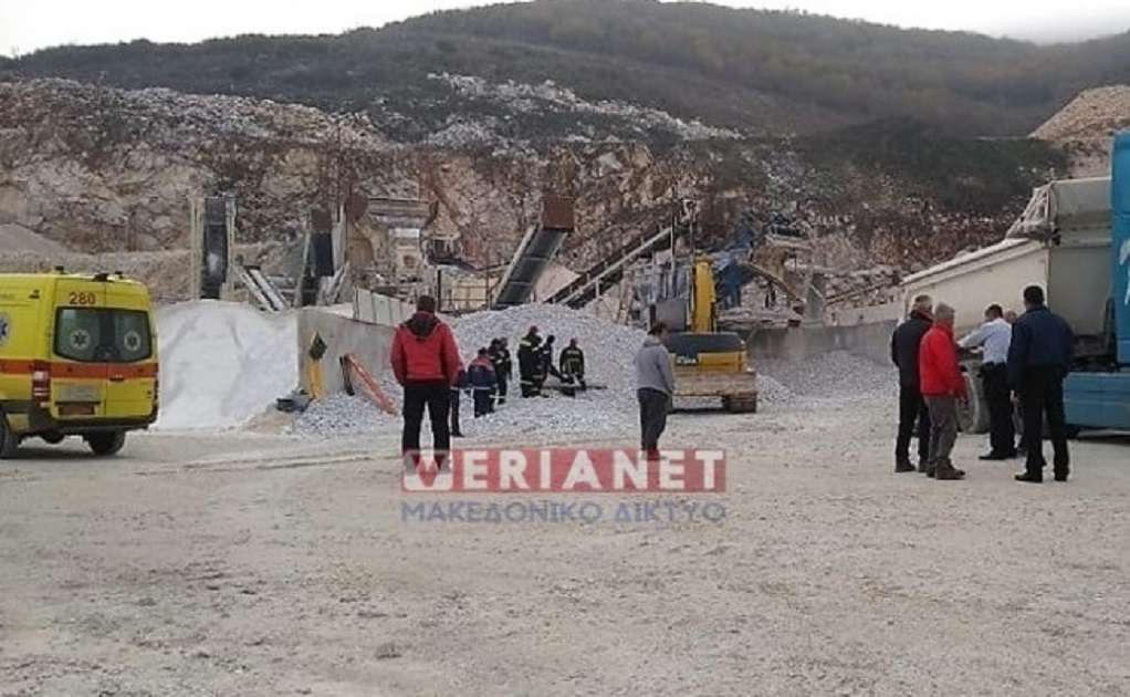 Ημαθία: Νεκρός 29χρονος σε εργατικό δυστύχημα