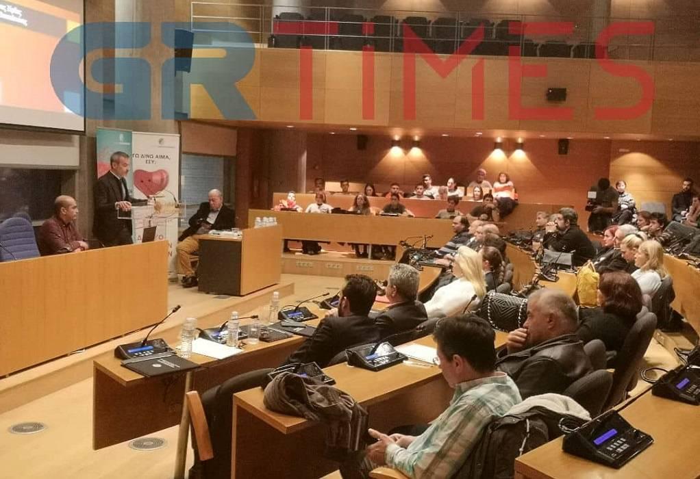 Δήμος Θεσσαλονίκης: Τιμητική βράβευση των εθελοντών (ΦΩΤΟ-VIDEO)