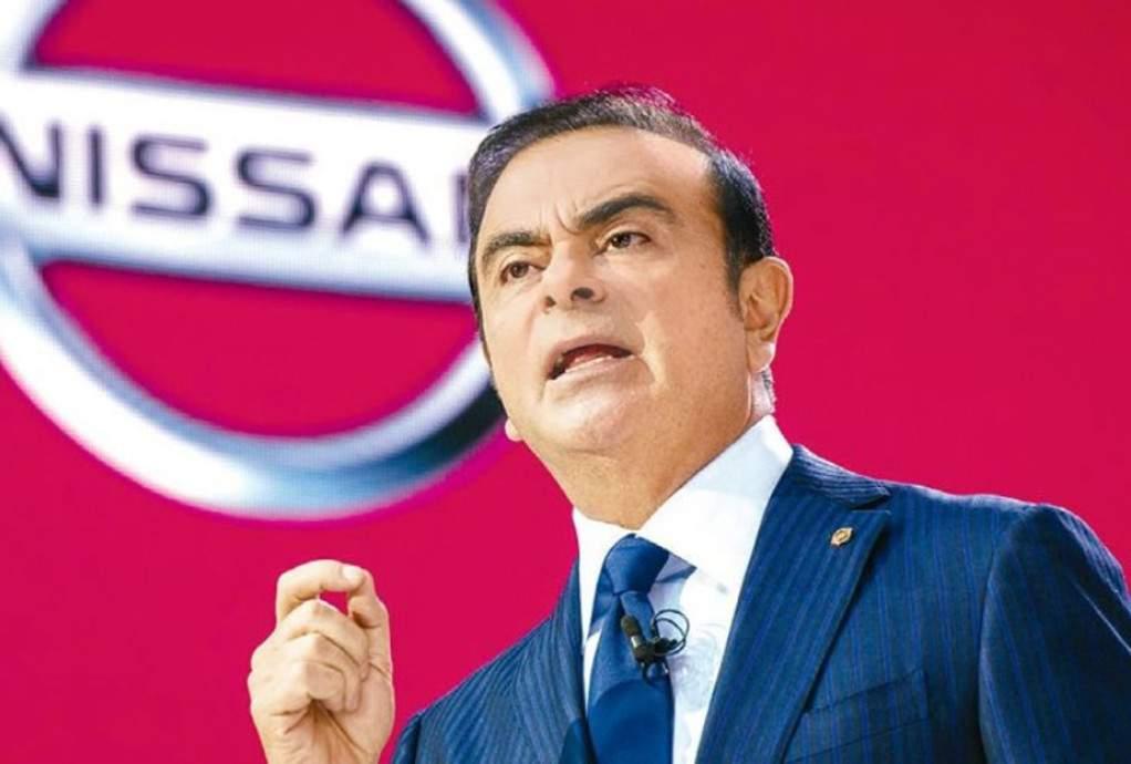 Κινηματογραφική απόδραση του πρώην CEO της Nissan